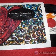 Discos de vinil: CORAZONES ESTRANGULADO SON PARA TI 7 SGL 1993 ROCK DOBLE CARA. Lote 16491230