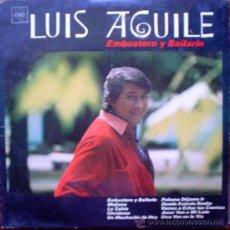 Discos de vinilo: LP ARGENTINO DE LUIS AGUILÉ AÑO 1969. Lote 26265169