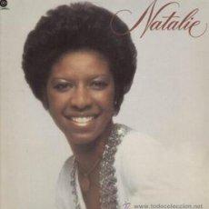 Discos de vinilo: LP DE NATALIE COLE AÑO 1976 EDICIÓN ARGENTINA. Lote 26265171