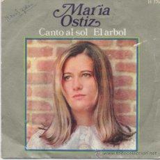 Discos de vinilo: MARIA OSTIZ,CANTO AL SOL DEL 68. Lote 16570847