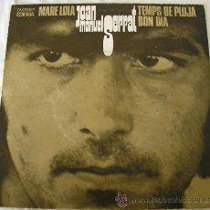 Discos de vinilo: JOAN MANUEL SERRAT - MARE LOLA - EP 1969. Lote 16579895