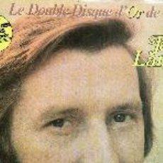 Discos de vinilo: JACK LANTIER LP LE DOUBLE DISQUE D'OR. Lote 26543371