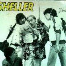 Discos de vinilo: SHELLER LP J'SUIS PAS BIEN FRANCIA 1981. Lote 26317426