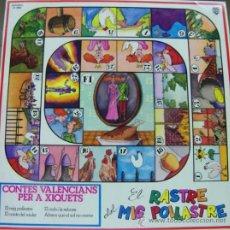 Discos de vinilo: CONTES VALENCIANS PER A XIQUETS - LP - (TONI MESTRE, LLUIS MIQUEL, EL SIFONER, TICA GRAU...), 1980. Lote 26415056