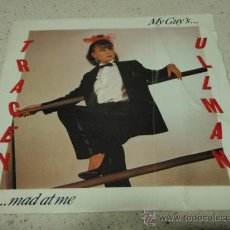 Disques de vinyle: TRACEY ULLMAN ( MY GUY - THIKING OF RUNNING AWAY ) 1984 - SWEDEN SINGLE45 STIFF RECORDS. Lote 16637740