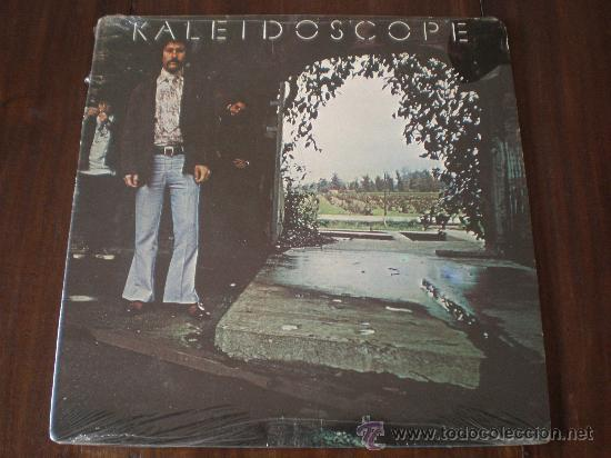 KALEIDOSCOPE - INCREDIBLE ! - (USA-EPIC-1969) PRECINTADO - PSYCH LP (Música - Discos - LP Vinilo - Pop - Rock Extranjero de los 50 y 60)
