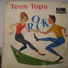 Discos de vinilo: LOS TEEN TOPS. SIGUE LLAMANDO + 3. AÑO 1961. Lote 16652265