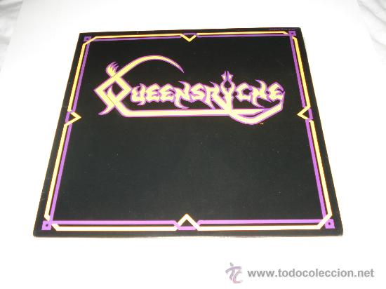 QUEENSRYCHE / QUEEN OF THE REICH - LP AUDIÓFILOS JAPÓN CON ENCARTES/ LETRAS ORIGINALES!! PERFECTO!! (Música - Discos - LP Vinilo - Heavy - Metal)