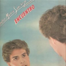 Discos de vinilo: LP PEDRO MARIA SANCHEZ - ENCUENTRO . Lote 25965152