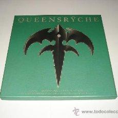 Discos de vinilo: QUEENSRYCHE / BEST I CAN + 2 LIVE - BOXSET DE LUJO INCLUYENDO EP 3 TEMAS, POSTER Y CHAPA DEL GRUPO!!. Lote 26537519