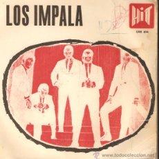 Discos de vinilo: LOS IMPALA.DISCOS VELVET.HIT 1967.VERSIONES BEATLES.. Lote 26607349