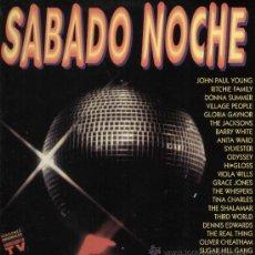 Discos de vinilo: SABADO NOCHE. Lote 16685721