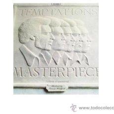 Dischi in vinile: TEMPTATIONS LP MASTERPIECE-OBRA MAESTA- MONTOWN SPA 1976. Lote 16697769