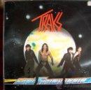Discos de vinilo: LP - TRAKS - LONG TRAIN RUNNING - ORIGINAL ESPAÑOL, POLYDOR 1982. Lote 16702477