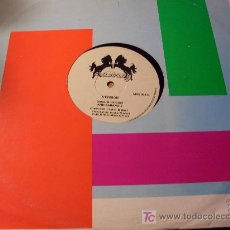 Discos de vinilo: JIMMY STRATDAN AND ZABANDIS ( SO IN LOVE ) 12 INCH MAXI - SINGLE (VIN). Lote 16738692