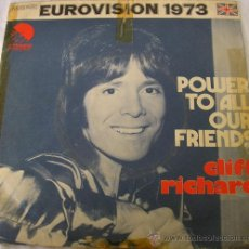 CLIFF RICHARD - POWER TO ALL OUR FRIENDS - EUROVISION 1973 -