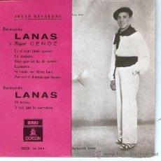 Discos de vinilo: JOTAS NAVARRAS . Lote 23734501