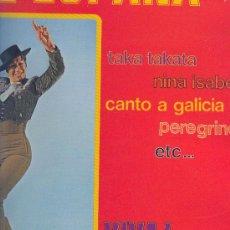 Discos de vinilo: OLE ESPAÑA FLAMENCO LP CAMELIA REYES VER FOTO ADICIONAL. Lote 16764096