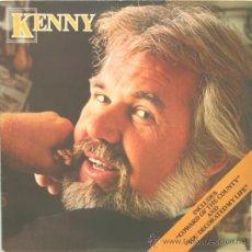 Discos de vinilo: KENNY ROGERS KENNY LP UA 1979. Lote 16784609