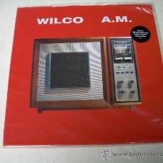 Disques de vinyle: LP WILCO A. M. VINILO + CD. Lote 18003010