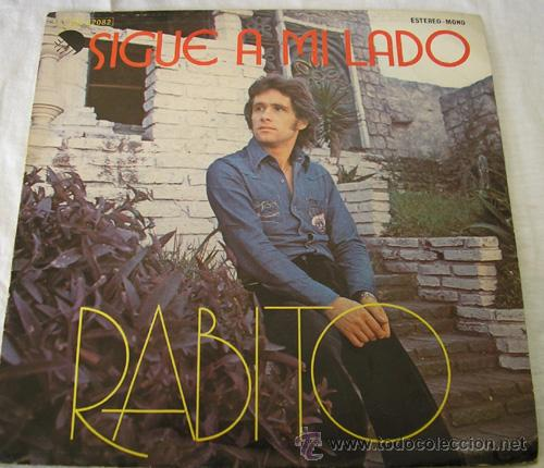 Discos de vinilo: RABITO - SIGUE A MI LADO / SABES QUE TE ESPERO - SINGLE - MADE IN SPAIN - EMI, 1975 - Foto 1 - 16808678