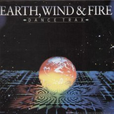 Discos de vinilo: EARTH, WIND AND FIRE- DANCE TRAX. Lote 16820768