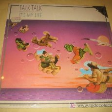 Discos de vinilo: TALK TALK - IT´S MY LIFE. Lote 151630312
