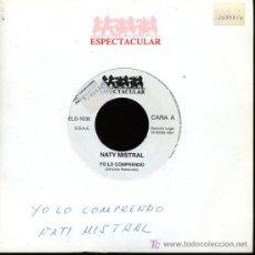 Discos de vinilo: NATY MISTRAL - YO LO COMPRENDO - SINGLE 1991 - PROMO. Lote 16855113