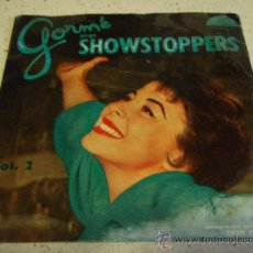 Disques de vinyle: EYDIE GORMÉ (MY FUNNY VALENTINE - GUYS AND DOLLS - YOU CAN'T GET A MAN WITH A GUN - ALWAYS TRUE TO . Lote 16836661
