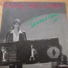 Discos de vinilo: FRANÇOISE HARDY - SINGLE TAMALOU/ VERT OUVERT - MADE IN FRANCE - 1980. Lote 16855651