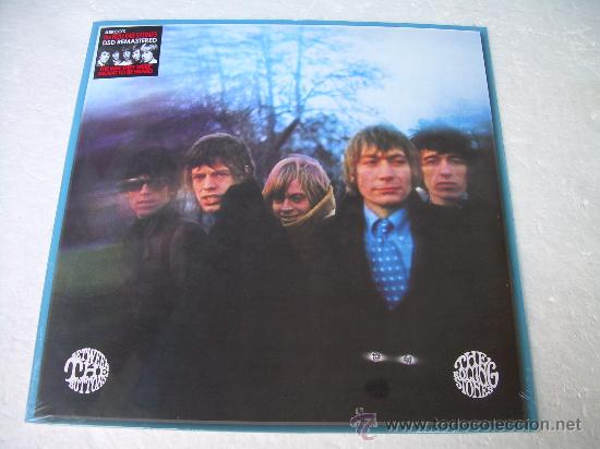 LP THE ROLLING STONES BETWEEN THE BUTTONS VINILO (Música - Discos - LP Vinilo - Pop - Rock Extranjero de los 50 y 60)