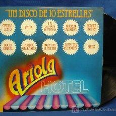 - HOTEL - UN DISCO DE 10 ESTRELLAS - ARIOLA ESPAÑA 1981