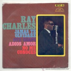 Discos de vinilo: SINGLE - RAY CHARLES -