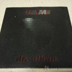 "Discos de vinilo: DR. ALBAN – U & MI (THE 7"" RADIOMIX) / U & MI (THE 7"" DANCEMIX) , SWEDEN 1991 SWEMIX RECORDS. Lote 16946733"