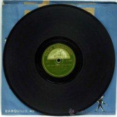 Discos de vinilo: SOY UN POBRE PRESIDIARIO Y RADIO CUBA DANIEL MONTORIO LP PIZARRA GRAMÓFONO LA VOZ AMO. Lote 38292744
