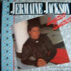 Discos de vinilo: MAXI - JERMAINE JACKSON - SWEETEST SWEETEST / COME TO ME - ORIGINAL ESPAÑOL, ARISTA RECORDS 1984. Lote 16960617