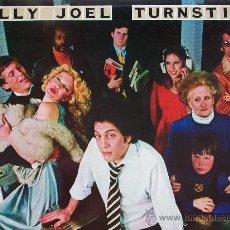 Discos de vinilo: BILLY JOEL,TURNSTILES EDICION ESPAÑOLA DEL DEL 76. Lote 194725663