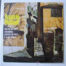 Discos de vinilo: ROGERIO MANUEL - EP PORTUGUES. Lote 16996800