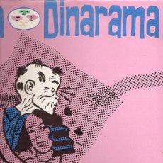 Discos de vinilo: ALASKA Y DINARAMA MAXI-SINGLE SELLO HISPAVOX AÑO 1989. Lote 17012449