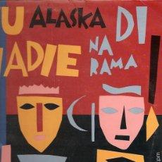 Discos de vinilo: ALASKA Y DINARAMA MAXI-SINGLE SELLO HISPAVOX AÑO 1985. Lote 17012465