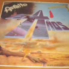 Discos de vinilo: ASFALTO - LOS SINGLES / 15 AÑOS 1981 - 1986 - LP - SNIF 1988 ORIGINAL SPAIN LD -10023 - N MINT. Lote 26834399
