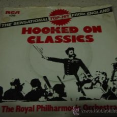 Discos de vinilo: THE ROYAL PHILHARMONIC ORCHESTRA 'KOOKED ON CLASSICS' THE SENSATIONAL 'TOP-HIT' FROM ENGLAND . Lote 17031286