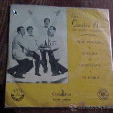Discos de vinilo: LOS CUATRO ASES CON ACOMP. INSTRUMENTAL. DIME POR QUE. EP. COLUMBIA. Lote 17034225