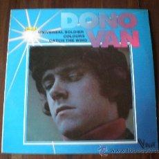 Discos de vinilo: DONOVAN (FRANCIA-VOGUE-1978) FOLK ROCK LP. Lote 17048998