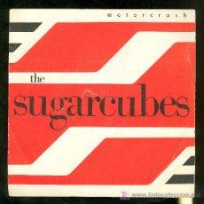 Discos de vinilo: SINGLES DE THE SUGARCUBES. MOTORCRASH.. Lote 17054171