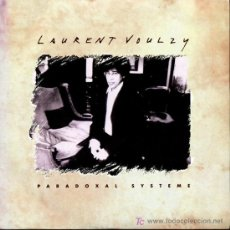Discos de vinilo: LAURENT VOULZY - PARADOXAL SYSTEME / TA PLAGE BEACH BOY - SINGLE 1992. Lote 17100849