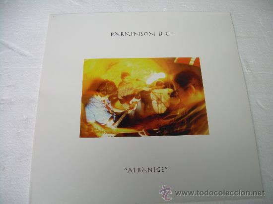 LP PARKINSON DC ALBANIGE VINILO NOISE LOS PLANETAS VINILO (Música - Discos - LP Vinilo - Grupos Españoles de los 90 a la actualidad)