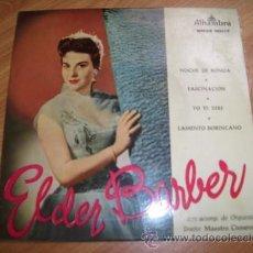 Discos de vinilo: ELDER BARBER. Lote 17130954