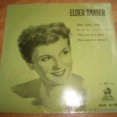 Discos de vinilo: ELDER BARBER. Lote 17130991