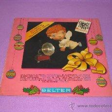 Discos de vinil: III FESTIVAL NACIONAL DE VILLANCICOS NUEVOS ... BELTER - AÑO 1969. Lote 57734736